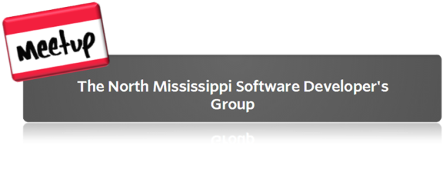 The North Mississippi Software Developer's Group - 3D visualizations for the web