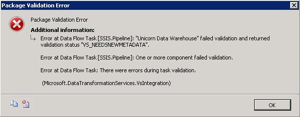 unicorn data warehouse